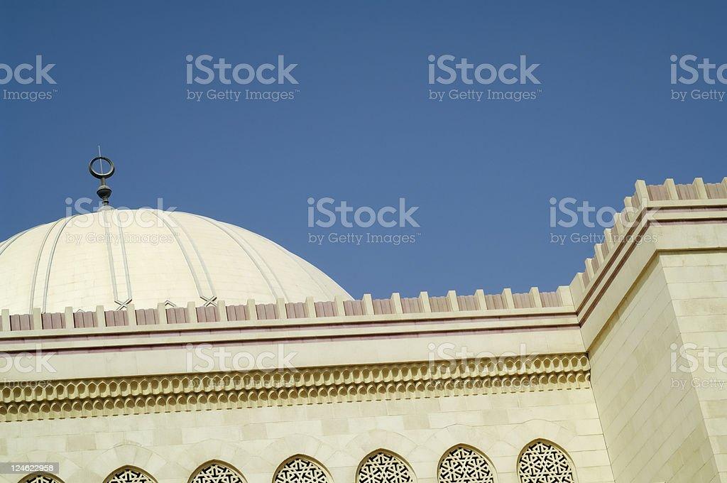 al-fatih islamic centre in manama stock photo