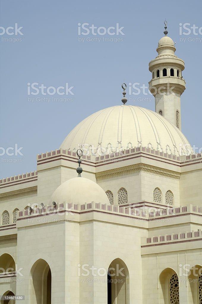 Al-Fatih Islamic Centre stock photo