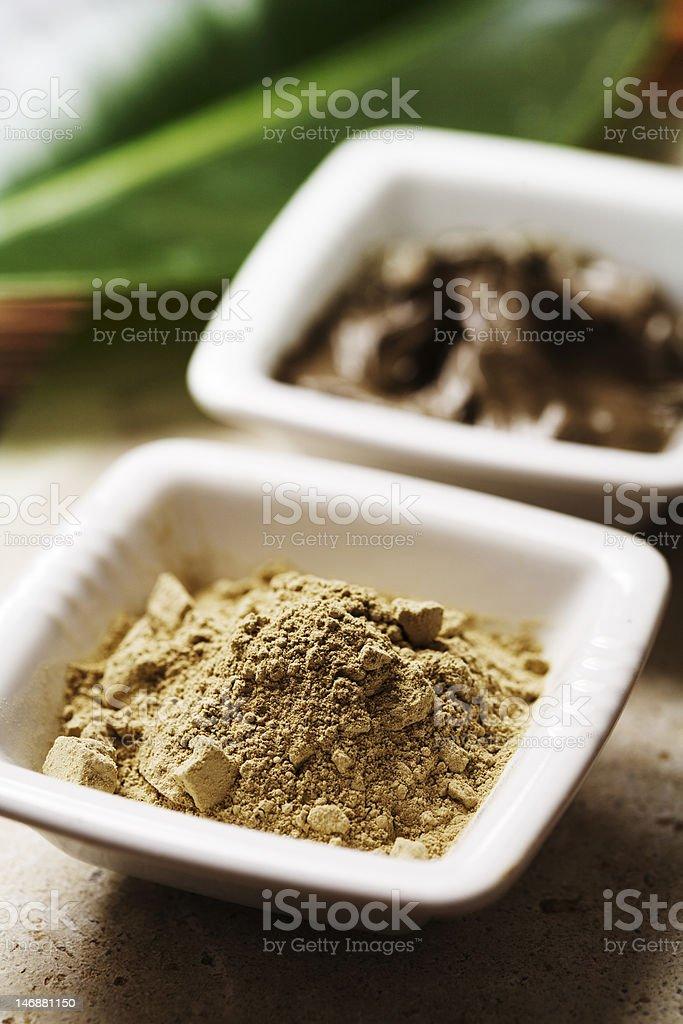 algae and mud royalty-free stock photo