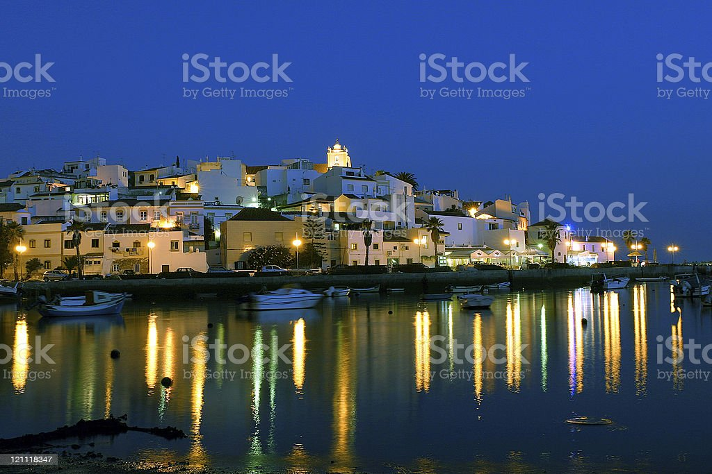 Algarve royalty-free stock photo