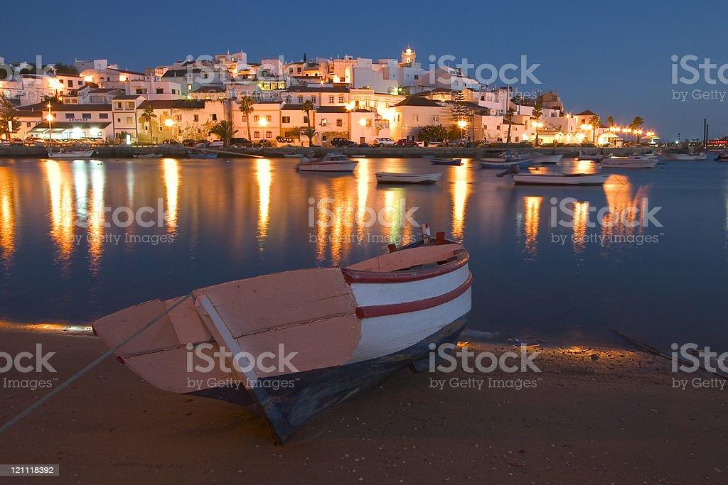 Algarve - Portugal stock photo