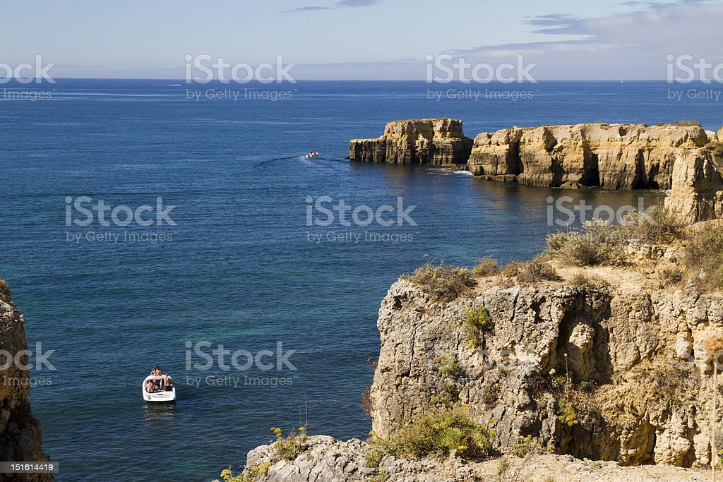 Algarve, Portugal royalty-free stock photo