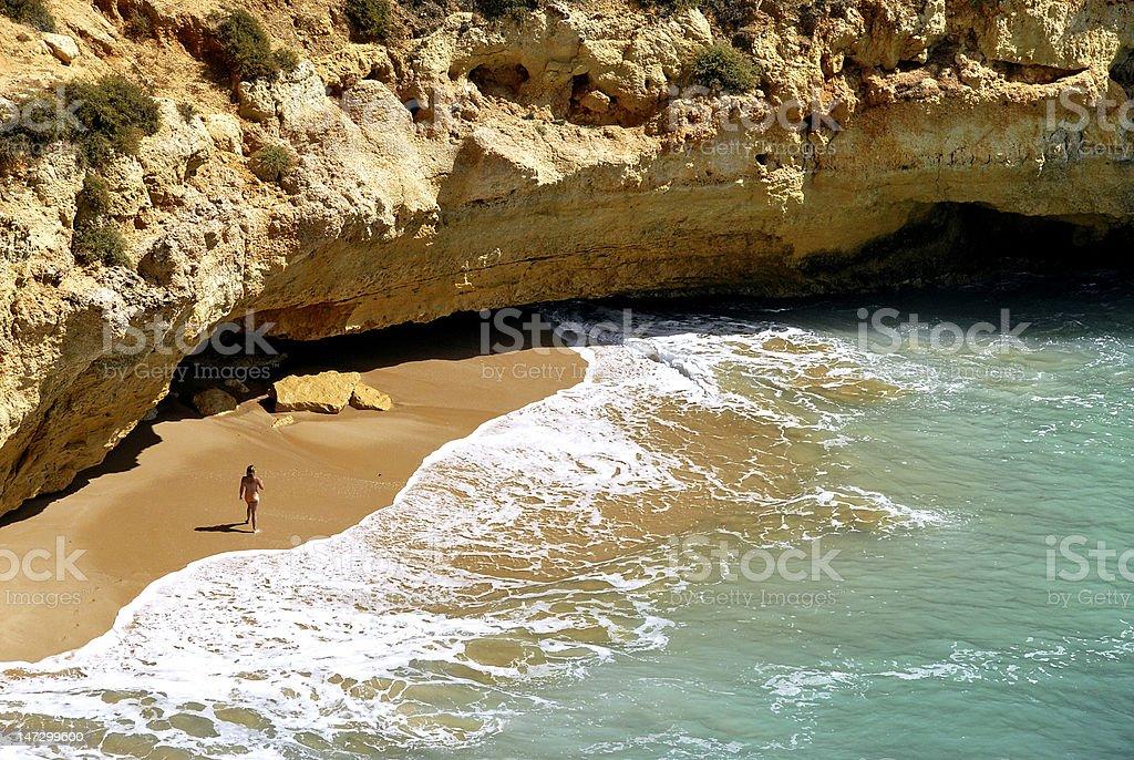 Algave, Portugal royalty-free stock photo