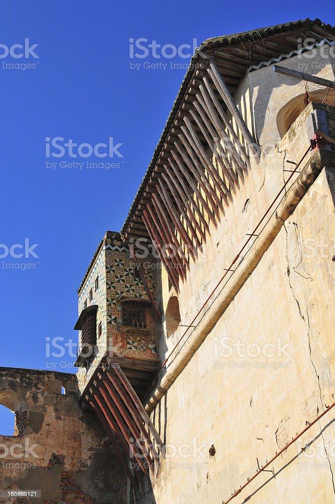 Algiers, Algeria: Citadel - Dey Palacebah stock photo