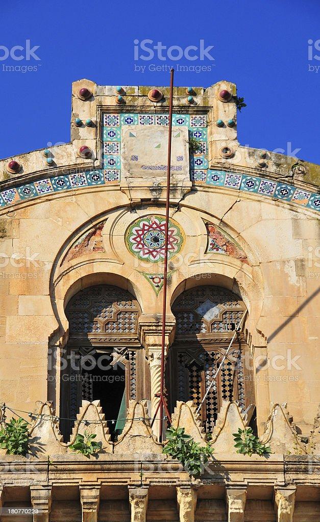 Algiers, Algeria: Ketchaoua mosque royalty-free stock photo