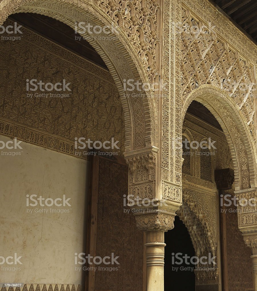 Alhambra royalty-free stock photo
