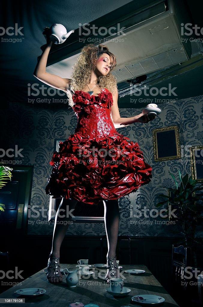 Alice royalty-free stock photo