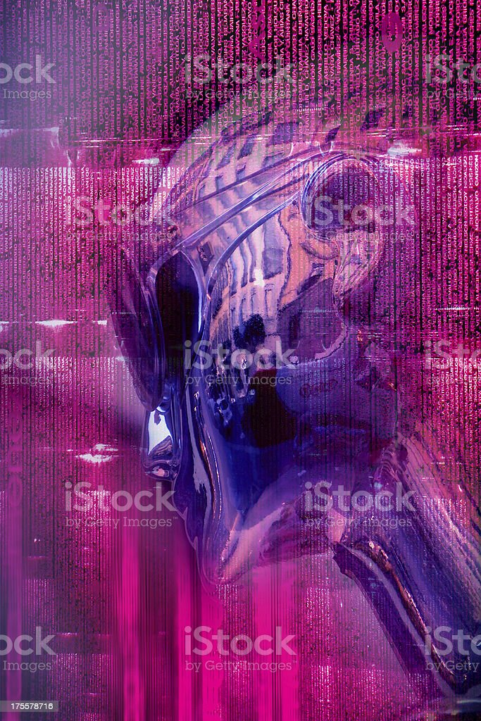 alieno royalty-free stock photo
