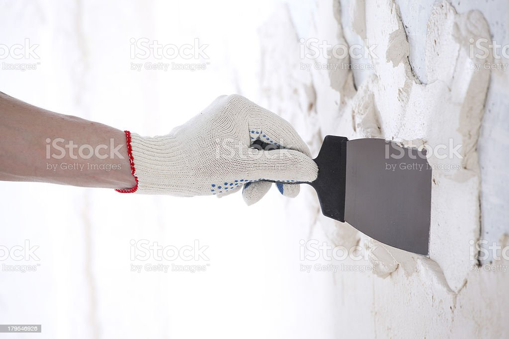 aligns wall royalty-free stock photo