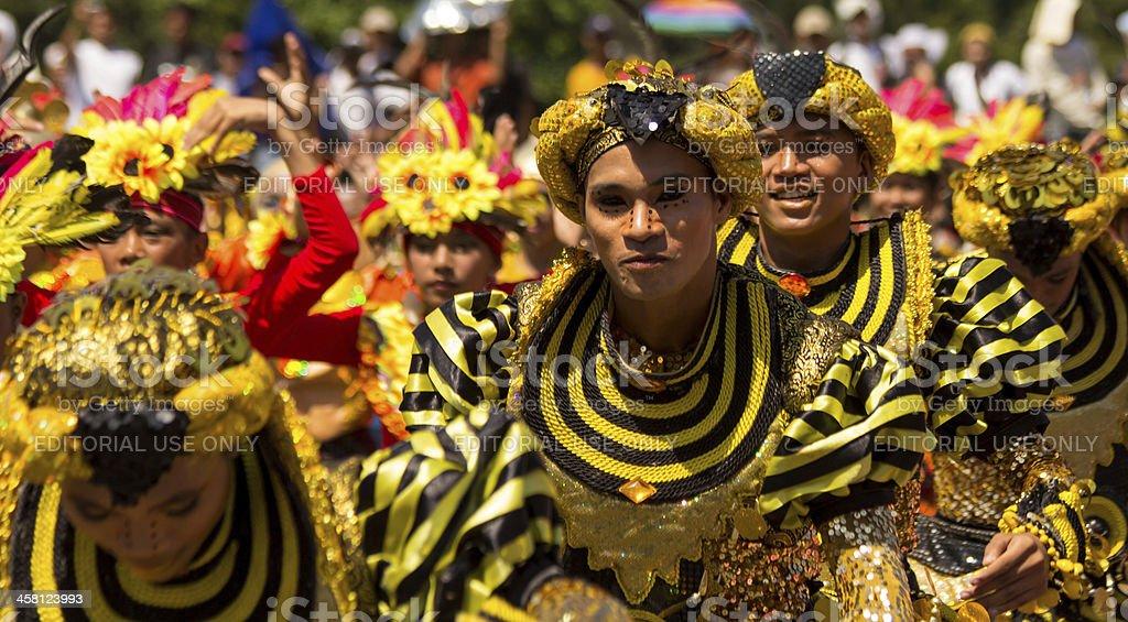 Aliwan Fiesta royalty-free stock photo