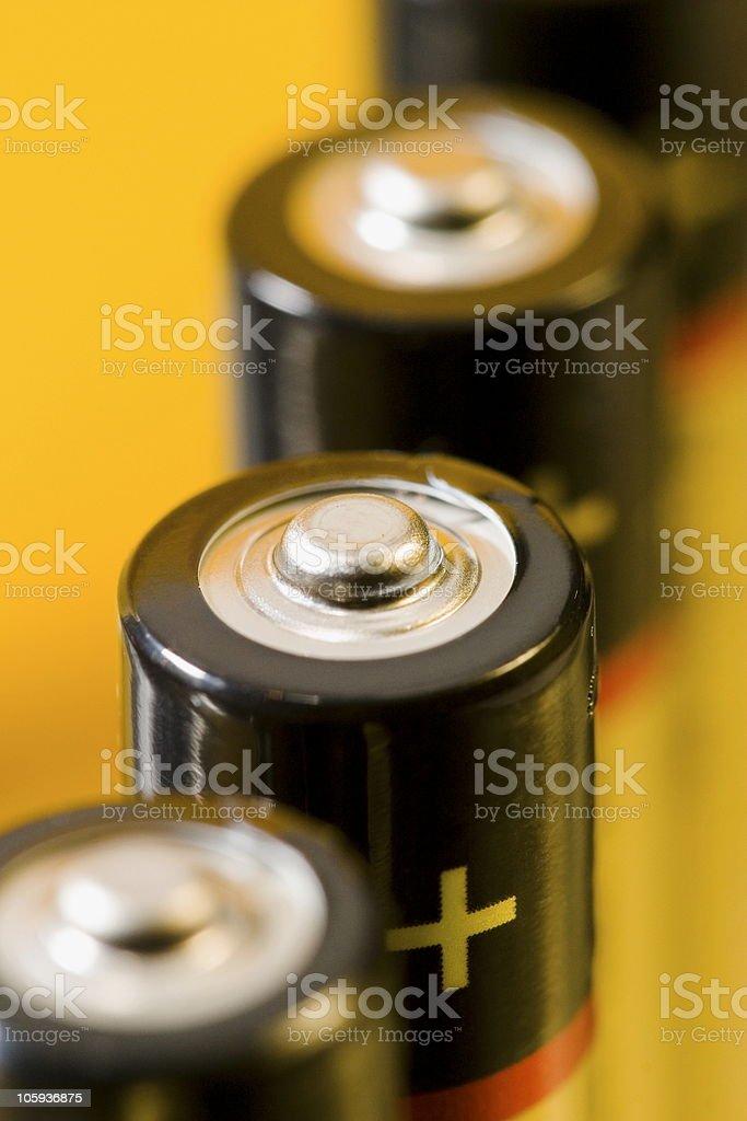alkaline batteries 03 stock photo