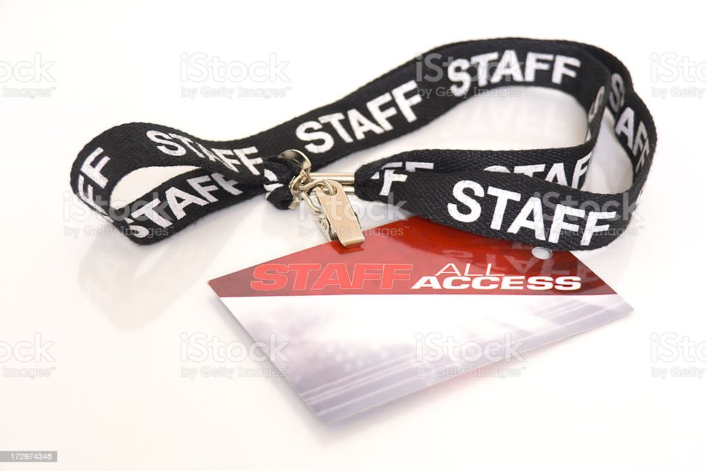 All Access stock photo