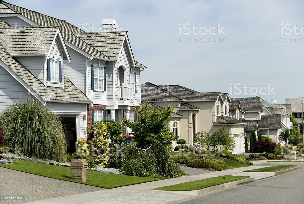 All American street royalty-free stock photo