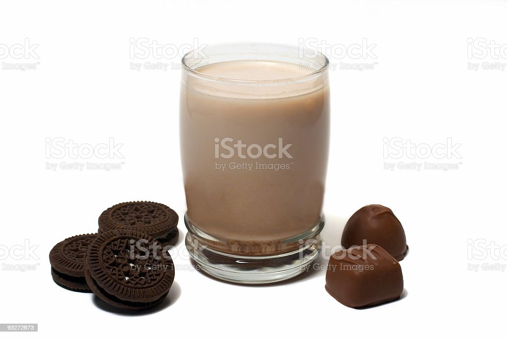 All Chocolate #2 royalty-free stock photo