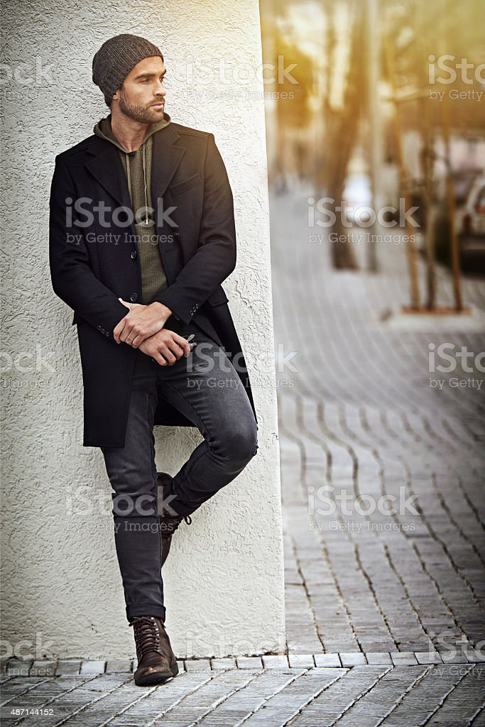 All city, all swag stock photo