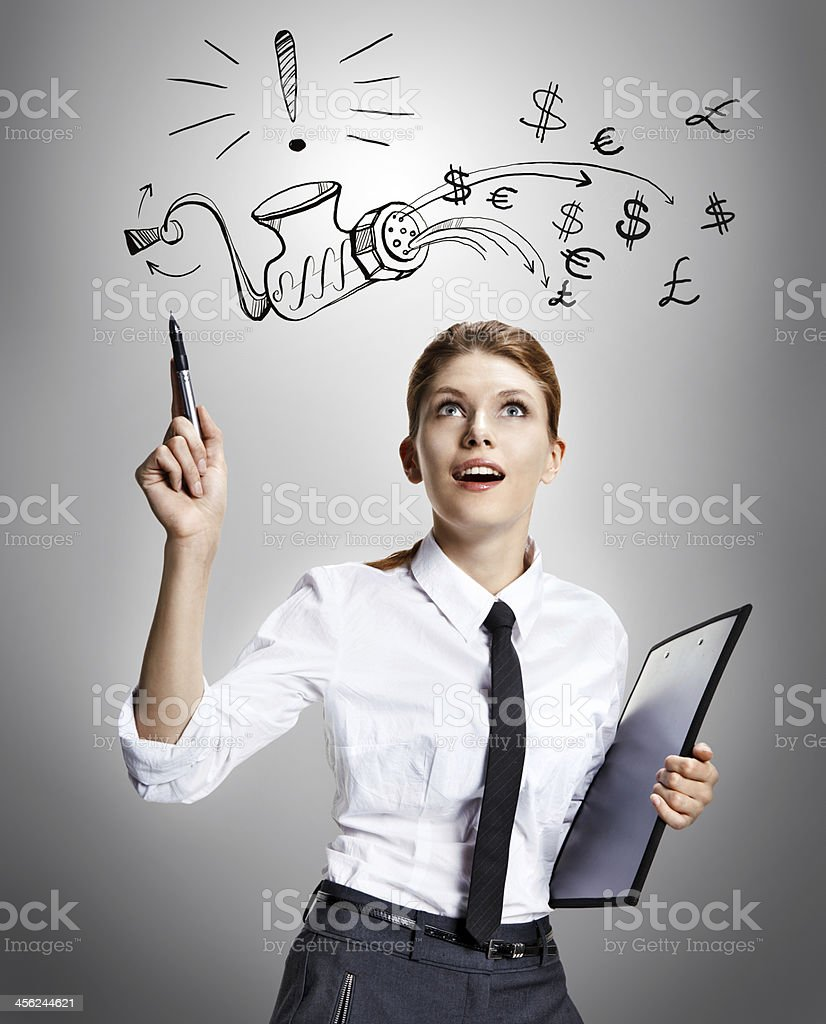All exceptionally clear stock photo