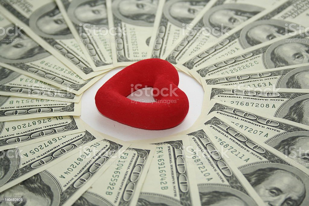 All for Love royalty-free stock photo