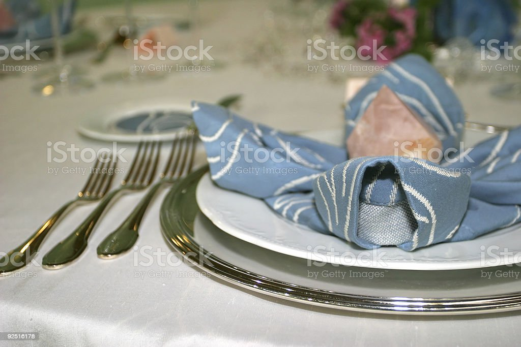 All forks royalty-free stock photo