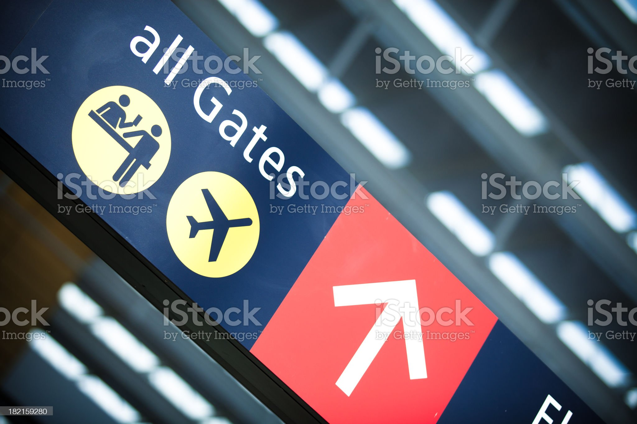 All Gates royalty-free stock photo