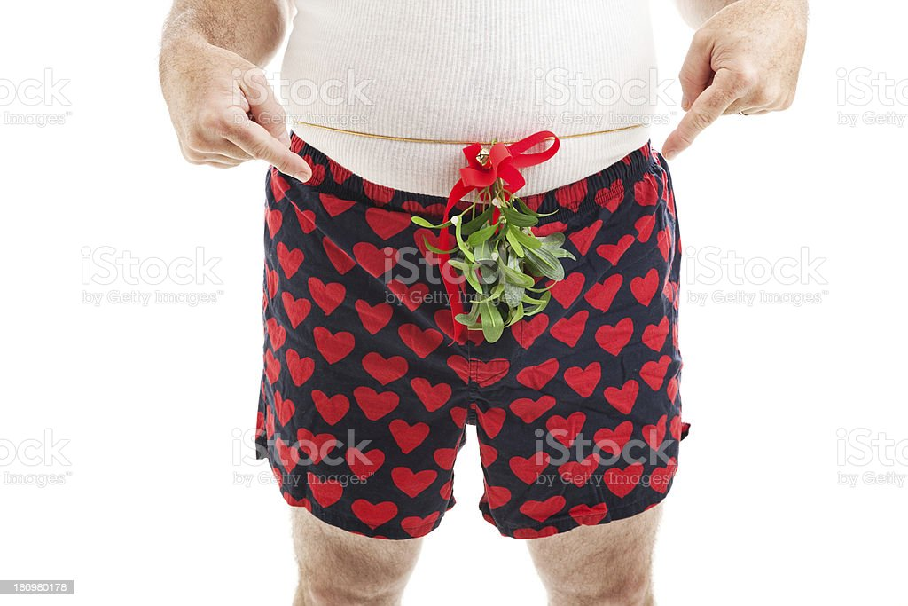All I Want For Christmas royalty-free stock photo