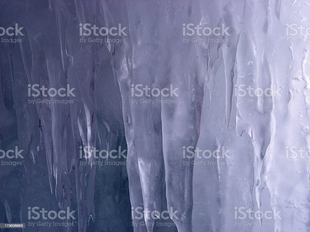 All Ice in Winterland royalty-free stock photo