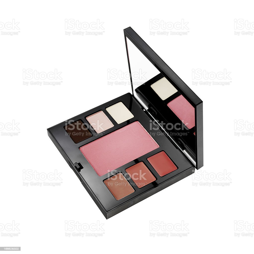 All in One Makeup royalty-free stock photo