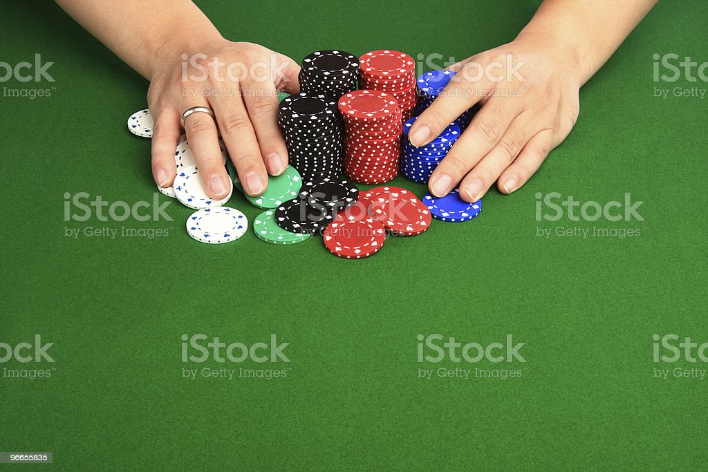 All In royalty-free stock photo
