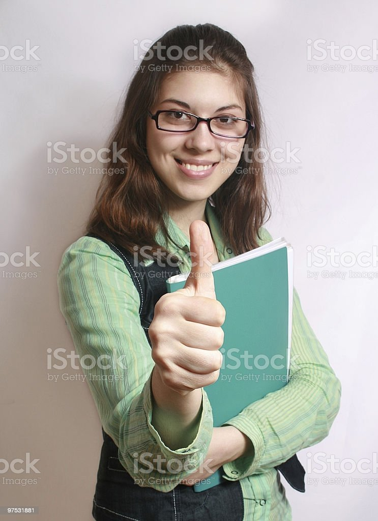 All is excellent. royalty-free stock photo