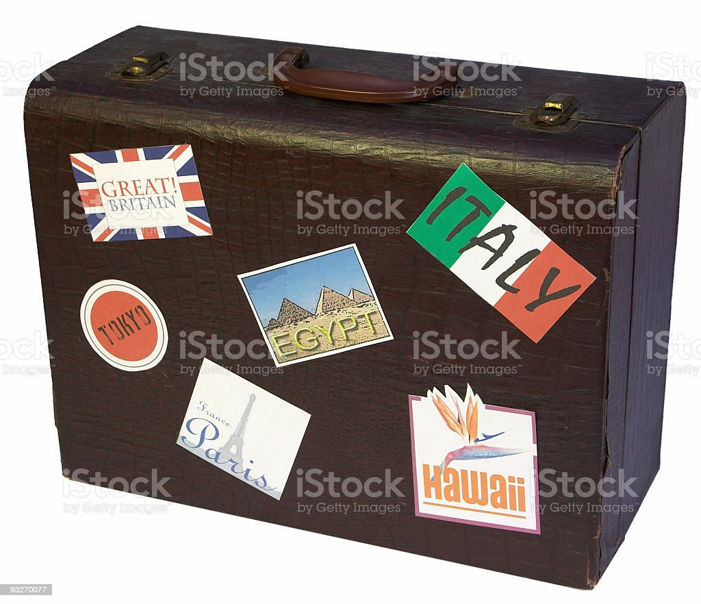 All Packed royalty-free stock photo