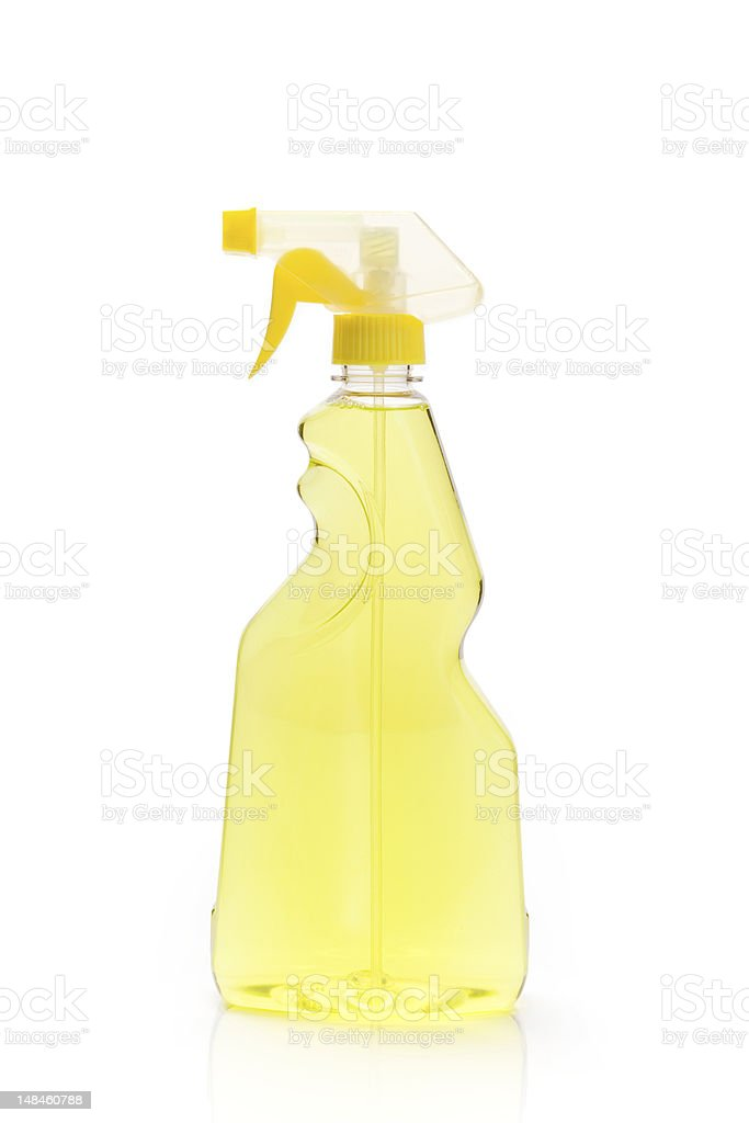All purpose cleaning product stock photo