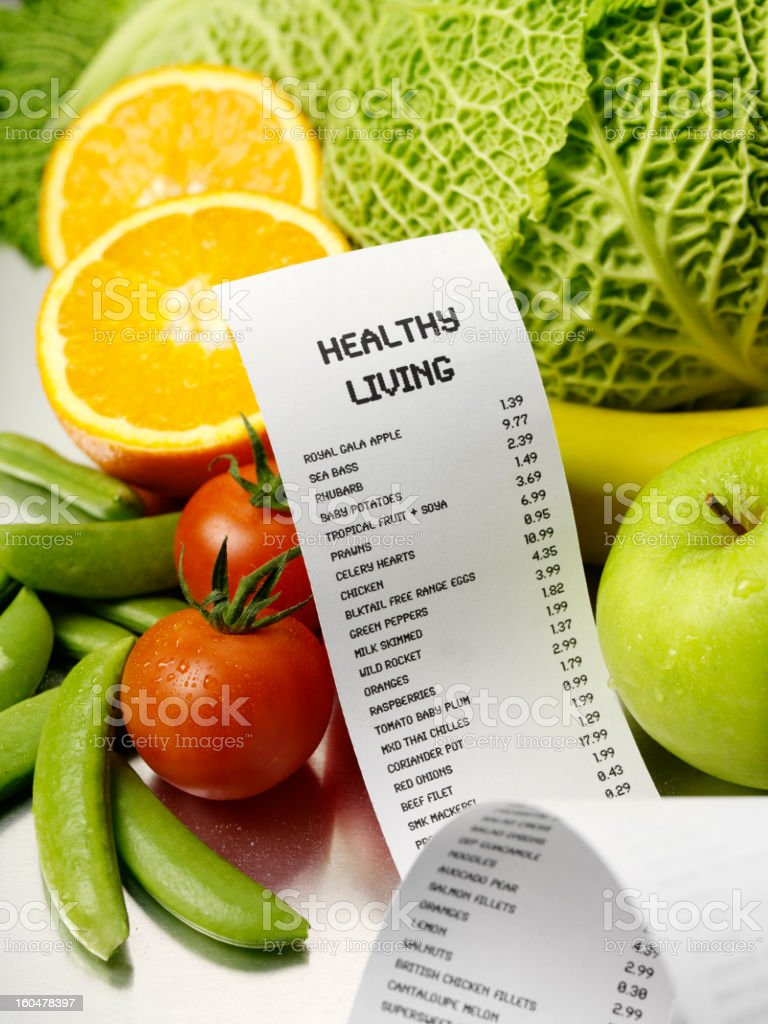 All So Healthy royalty-free stock photo