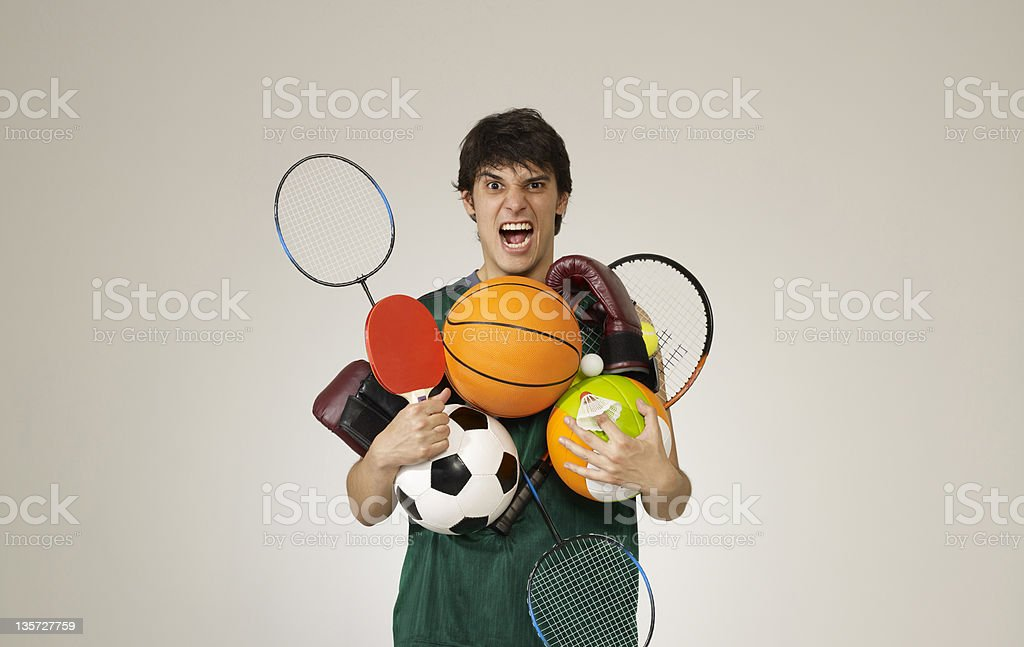 All Sports royalty-free stock photo
