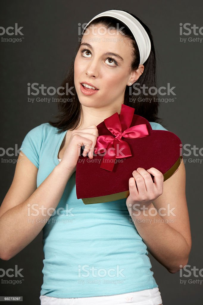 All Starry Eyed royalty-free stock photo