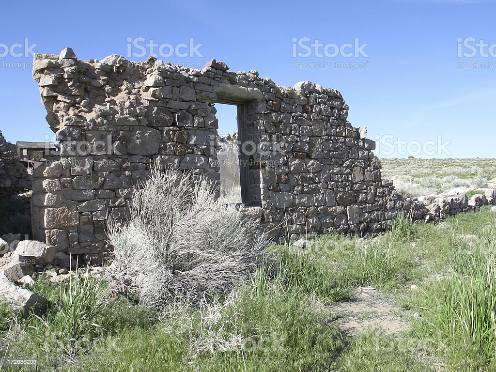 All that is left royalty-free stock photo