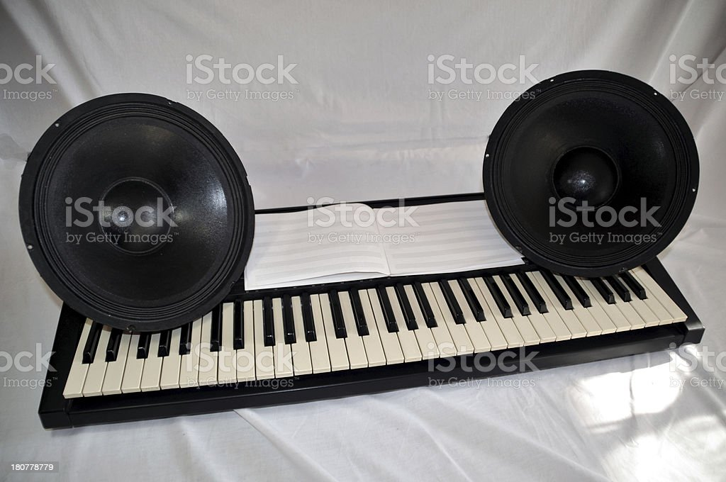 All that sound royalty-free stock photo