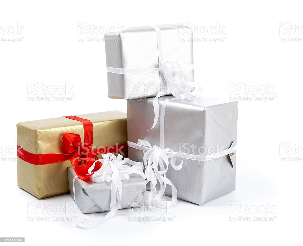 All the best gifts here royalty-free stock photo