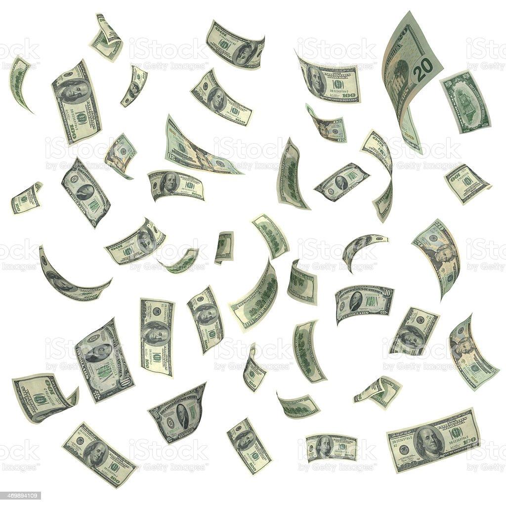 All the Money you need (XXXL) stock photo