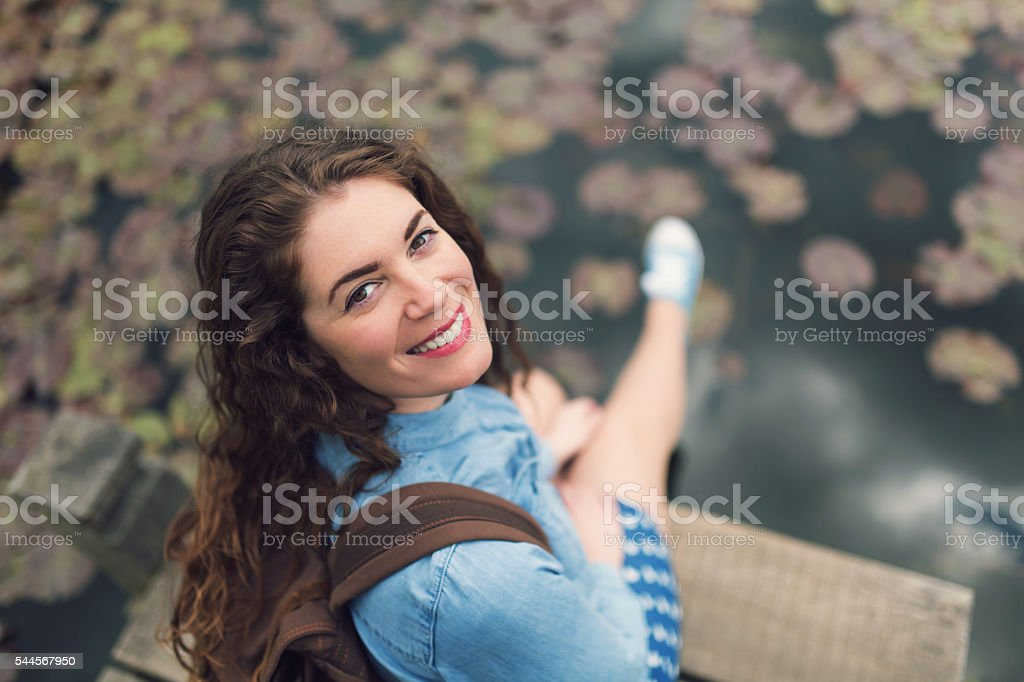 All The Right Feelings Today! stock photo