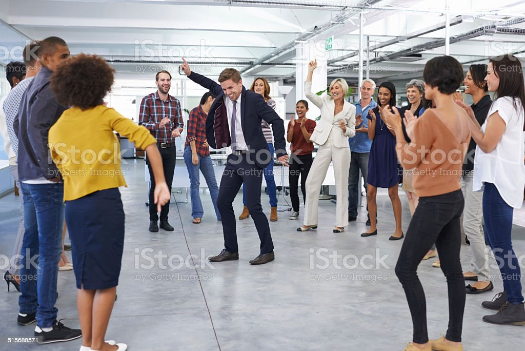 All work and no play... stock photo