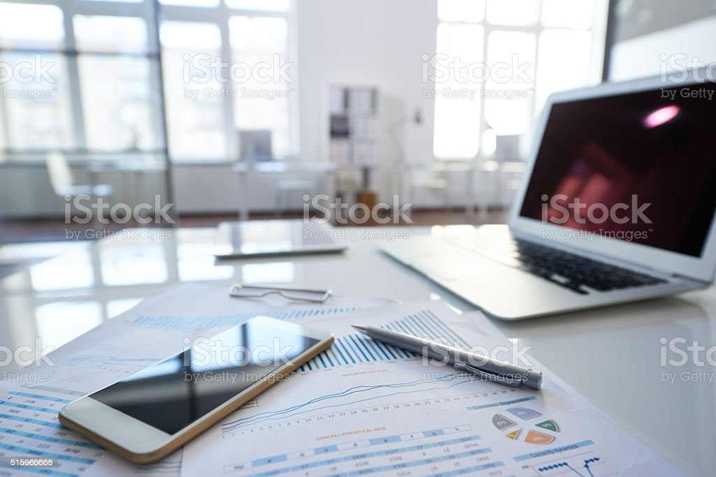 All you need for business stock photo