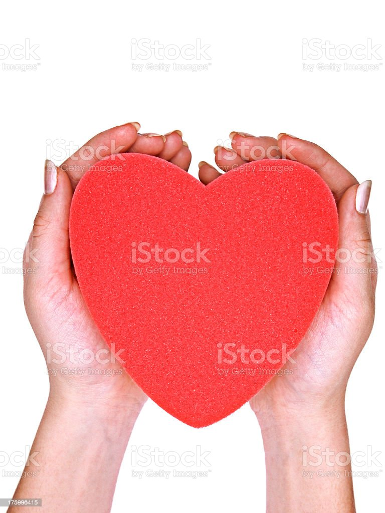 All you need is love! stock photo