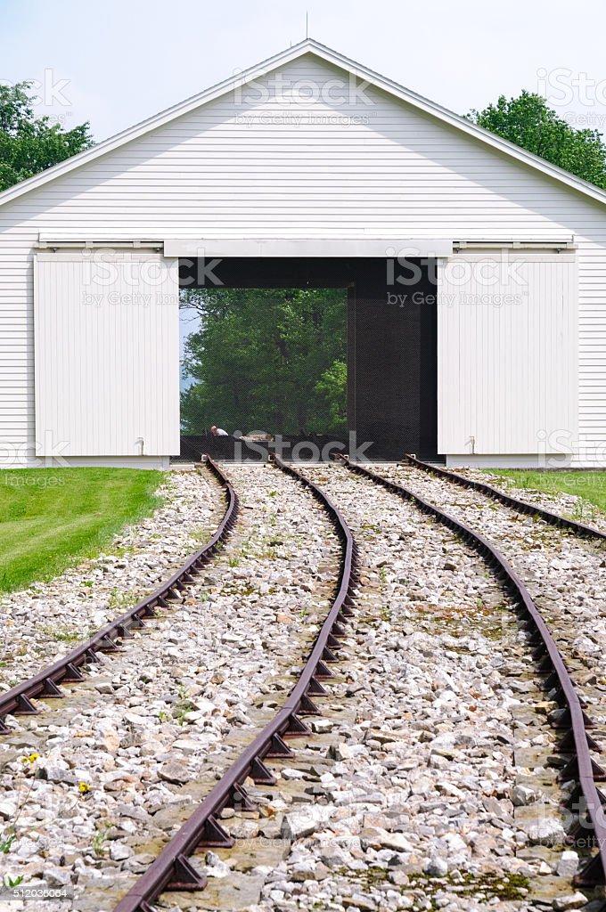 Allegheny Portage Railroad National Historic Site stock photo