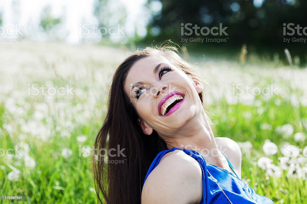 Allergy Free royalty-free stock photo
