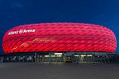 Allianz Arena - Munich - Germany