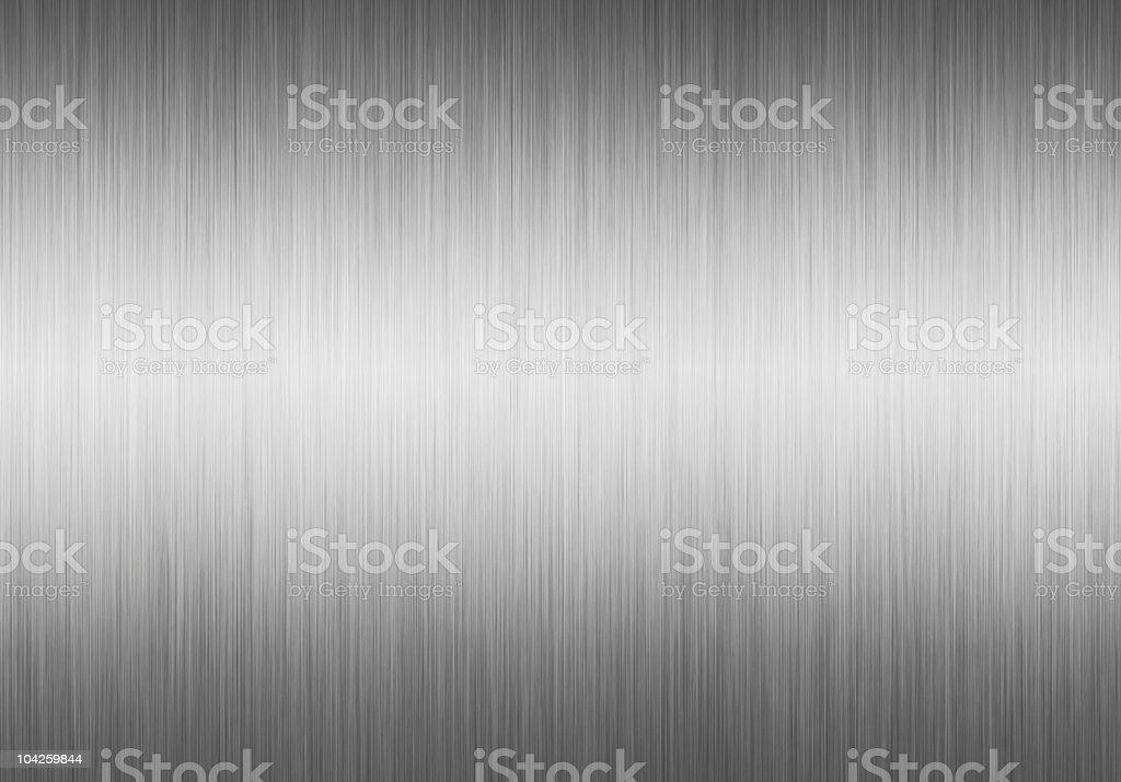 Alluminium texture stock photo