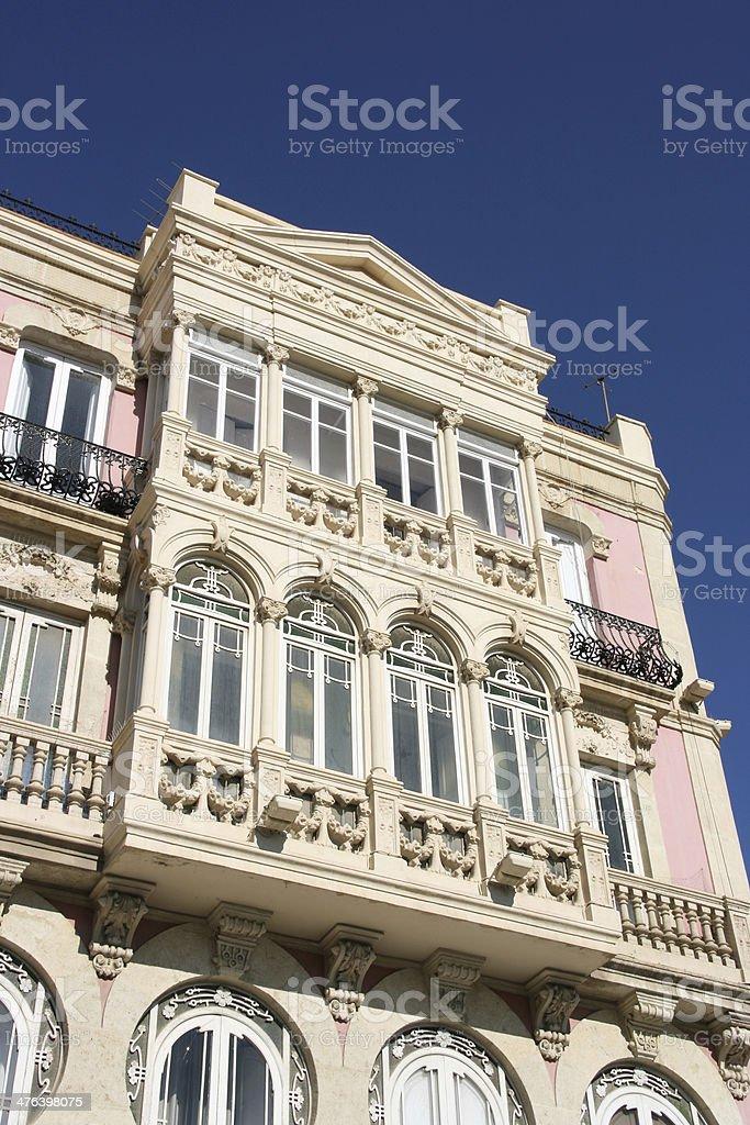 Almeria, Spain royalty-free stock photo