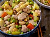 Almond Chicken Gai Ding