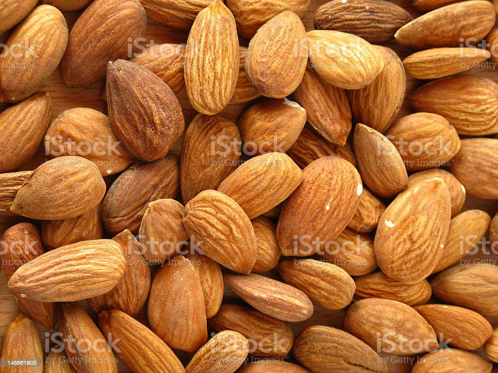 almendras royalty-free stock photo