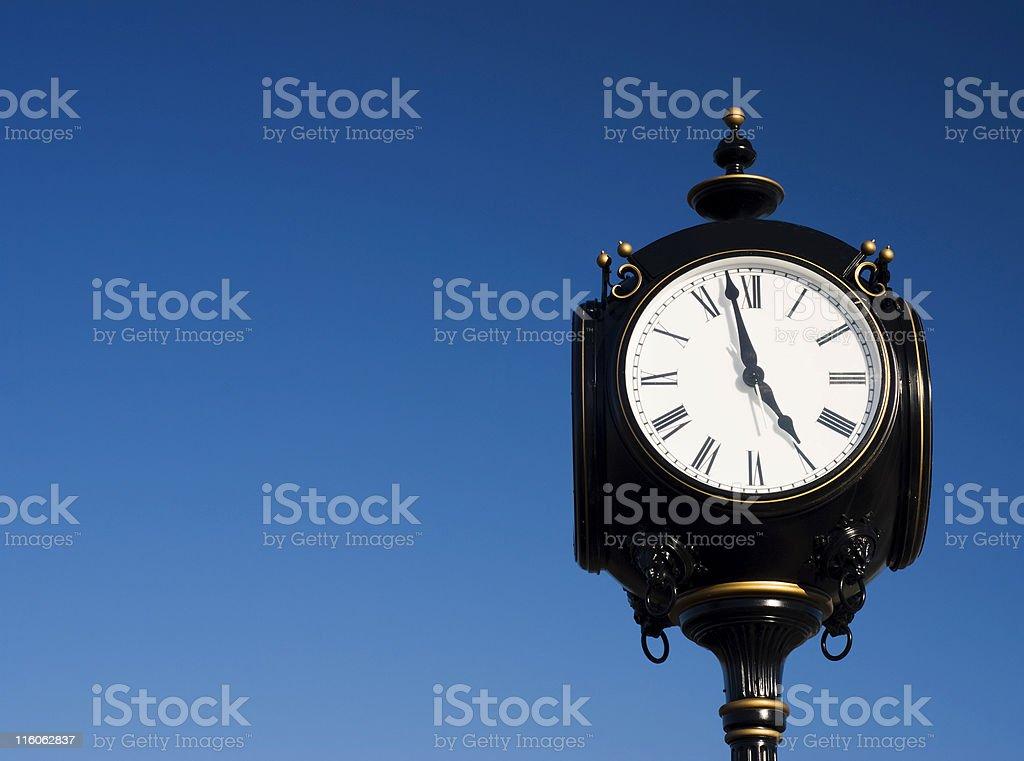 Fast 17.00 Lizenzfreies stock-foto