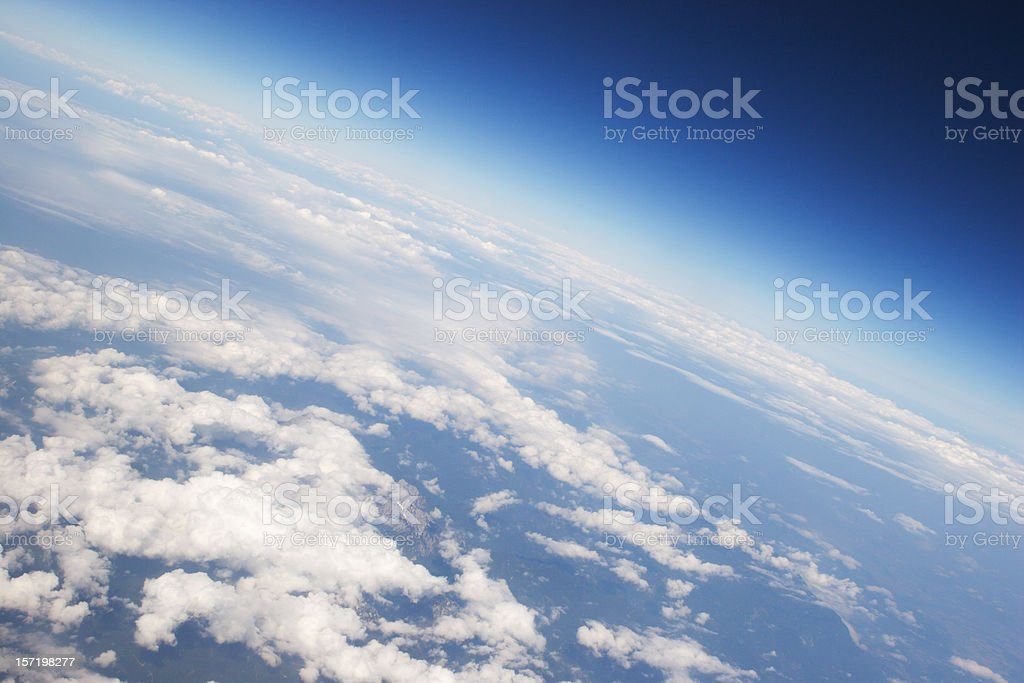 Almost Heaven royalty-free stock photo